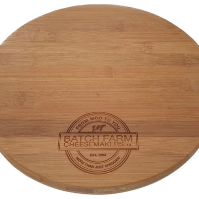Batch Farm Round Cheese / Chopping Board