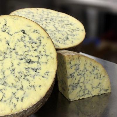 creamy blue stilton from long clawson dairy