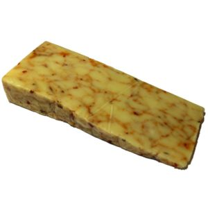 hot chilli and chive farmhouse cheddar cheese