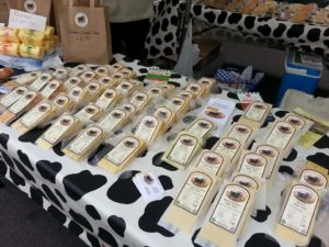 Batch Farm at farmers markets across the country