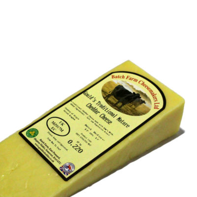 Hand Made Farmhouse Mature Cheddar