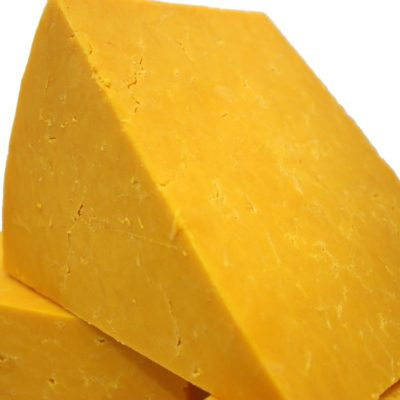 Somerset Red Cheddar – Smooth Medium Cheddar Cheese