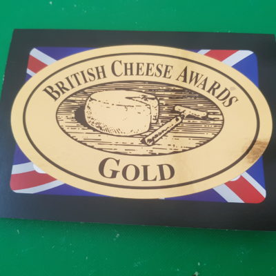 Gold Award Winning Cheddar Cheese