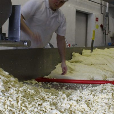 We're still making and selling cheese