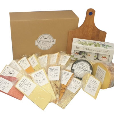 Cheesemaker's Selection Box Four